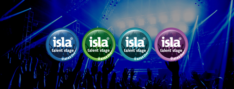 isla talentstage
