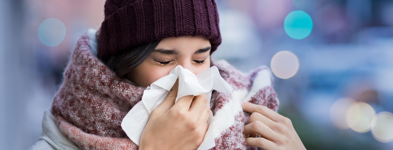 Tips bij verkoudheid