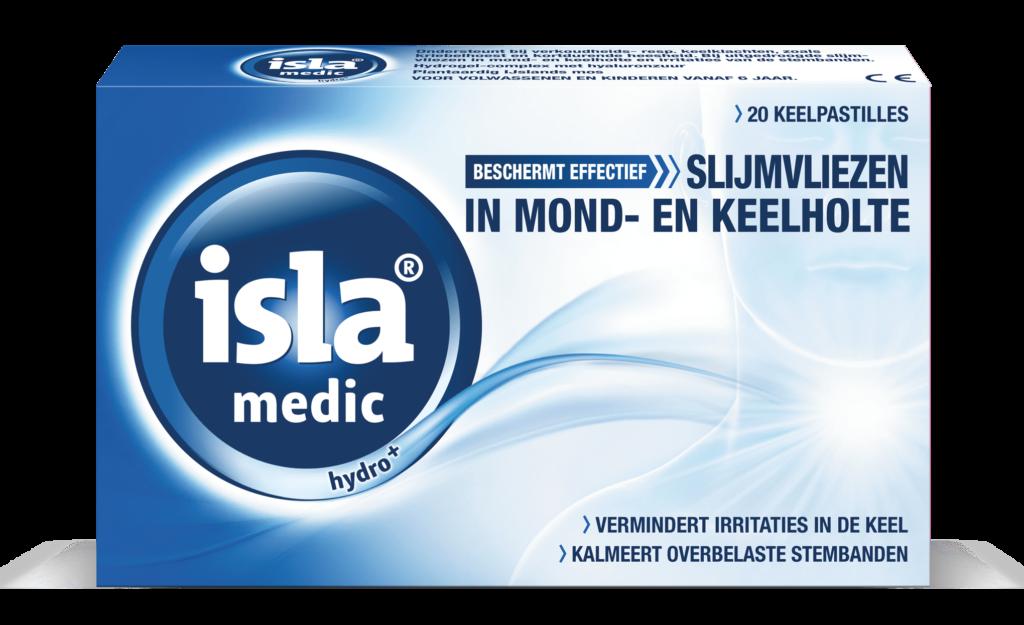 isla medic packshot
